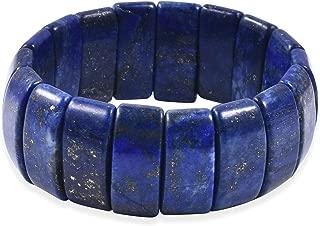 Lapis Lazuli Stretch and Stretchable Bracelet for Women Jewelry Gift