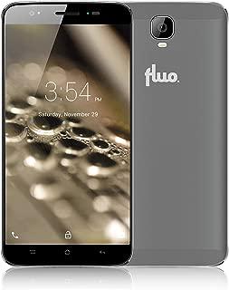 Fluo K, 16 GB, Gri (Fluo Türkiye Garantili)