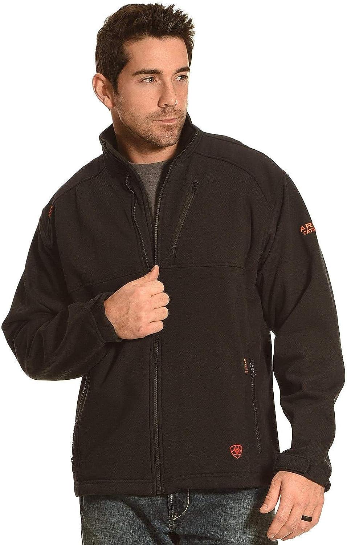 Ariat FR Polartec Platform Jacket - Men's Long Sleeve Work Zip Up Jacket