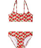 Stella McCartney Kids - Cherry Bikini (Toddler/Little Kids/Big Kids)