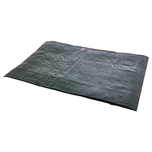 Am-Tech 6 x 4ft Tarpaulin - Green