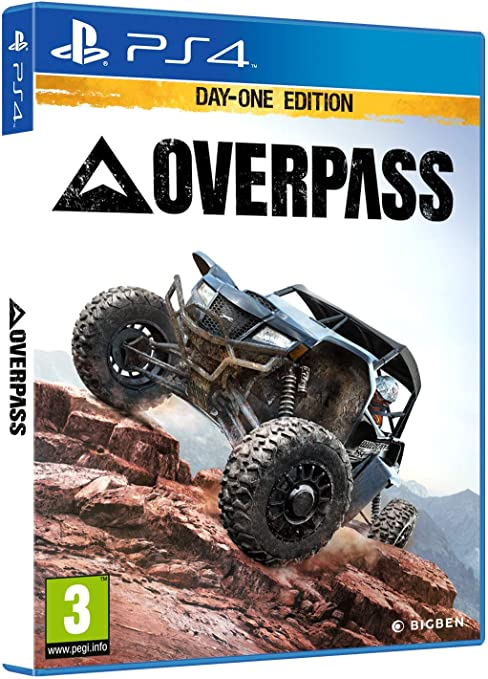OVERPASS Day One Edition para PS4 [Versión Española]