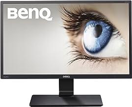 BenQ GW2270H 21.5-inch (54 cm) Slim Bezel LED Monitor-Full HD, VA Panel with VGA, Dual HDMI Ports, Eye Care Technology, TCO Certified - M352983 (Black)