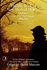 The MX Book of New Sherlock Holmes Stories - Part XXI: 2020 Annual (1898-1923) Kindle Edition