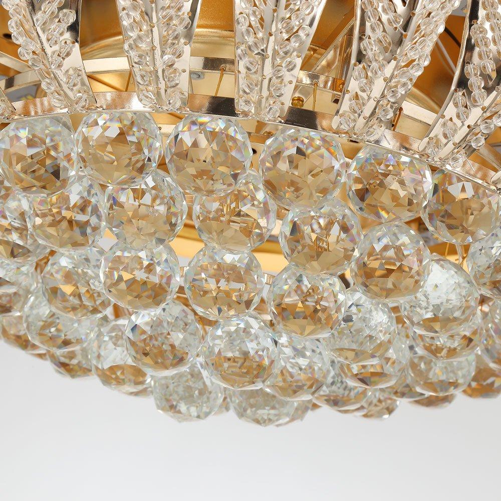 RS Iluminación 42 pulgadas cuchillas ventilador de techo con ...