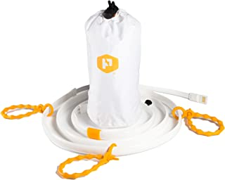 Power Practical Luminoodle - Portable LED Light Rope and Lantern - Waterproof - for Camping, Hiking, Emergencies