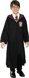 Rubie's Harry Potter Child's Costume Robe, Medium Black