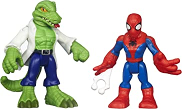 Best spiderman and lizard toys Reviews