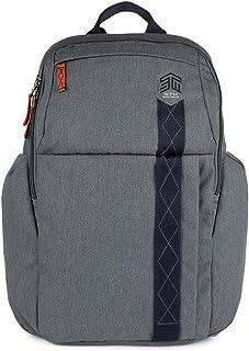STM Kings mochila Poliéster Gris - Mochila para portátiles y netbooks (Polyester, Grey, 38.1 cm (15