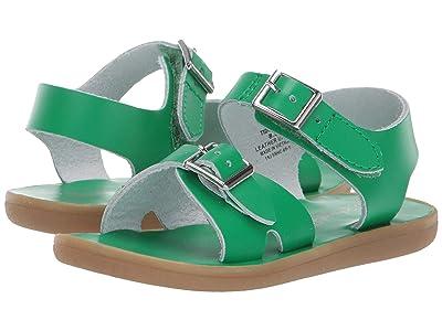 FootMates Tide (Infant/Toddler/Little Kid) (Kelly Green) Kids Shoes