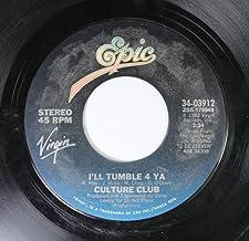 ELTON JOHN & KIKI DEE / ELTON JOHN & ERIC CLAPTON 45 RPM True Love / Runaway Train