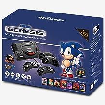 SEGA Genesis Flashback HD Console 85 jeux et 4 manettes