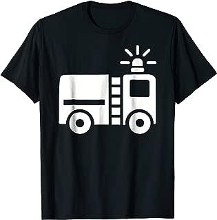 Fire engine truck T-Shirt