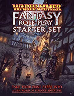 Warhammer: Fantasy Roleplay 4th Edition Starter Set