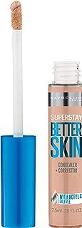 Maybelline New York Superstay Better Skin Concealer, Light/Medium, 0.25 Fluid Ounce