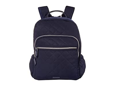 Vera Bradley Performance Twill Campus Backpack (Classic Navy) Backpack Bags