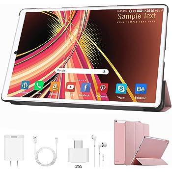DUODUOGO Tablet 10 Pulgadas Buenas 4GB RAM 64GB ROM Android 9.0 Pie Tablet PC 10