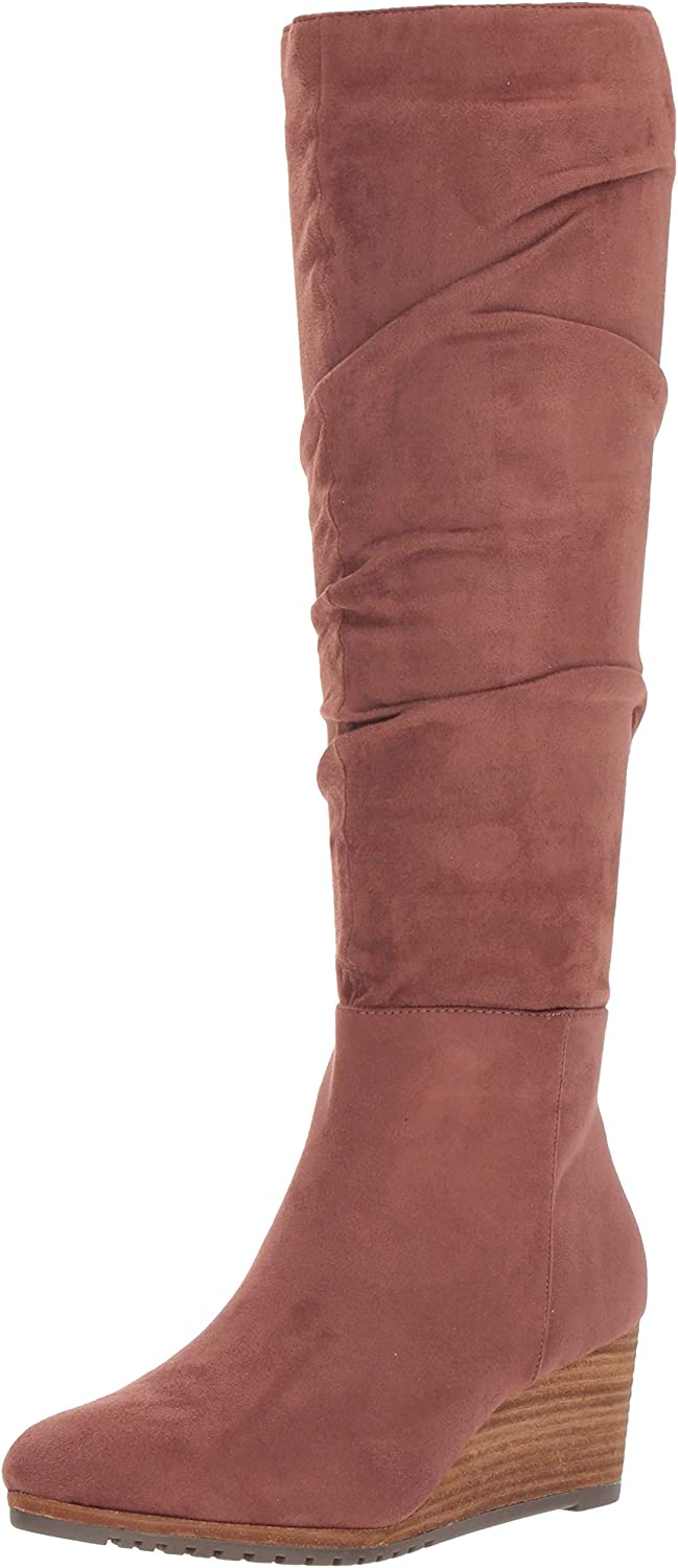 Dr. Scholl's shoes Womens Central Knee High Boot