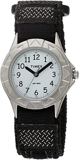 Children's My First Outdoor Black Fast Wrap Watch
