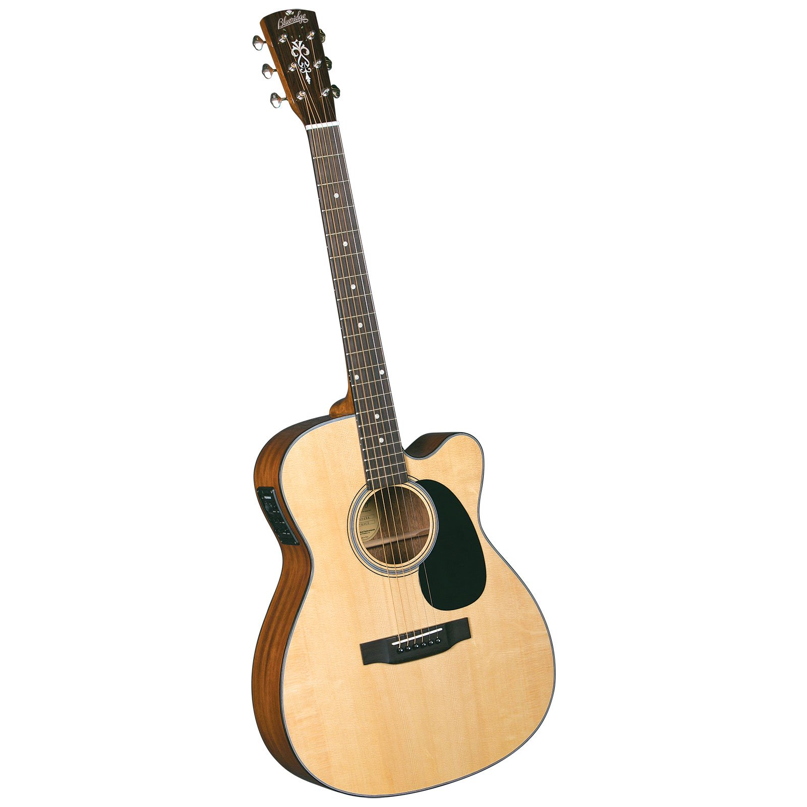Cheap Blueridge BR-43CE Contemporary Series Cutaway Acoustic-Electric 000 Guitar Black Friday & Cyber Monday 2019