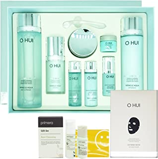 OHUI Miracle Aqua Special Set 4 MAIN ITEMS, Limited Edition+ Gift
