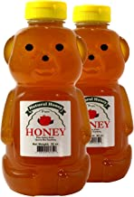 product image for 2lb Mild Raw and Pure Natural Clover Wyoming Honey Bear - 2 Pack
