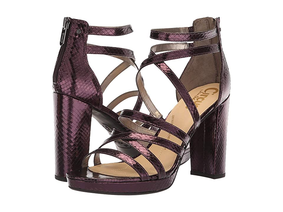 Circus by Sam Edelman Adele (Blackberry Baby Boa Snake) Women