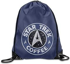 CYSKA Custom Star Trek Coffee Colors Backpack White