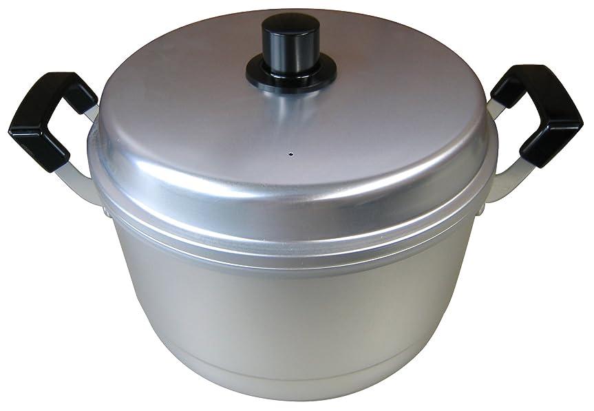 パラシュートオアシス健康オオイ金属 両手鍋 兼用鍋 24cm