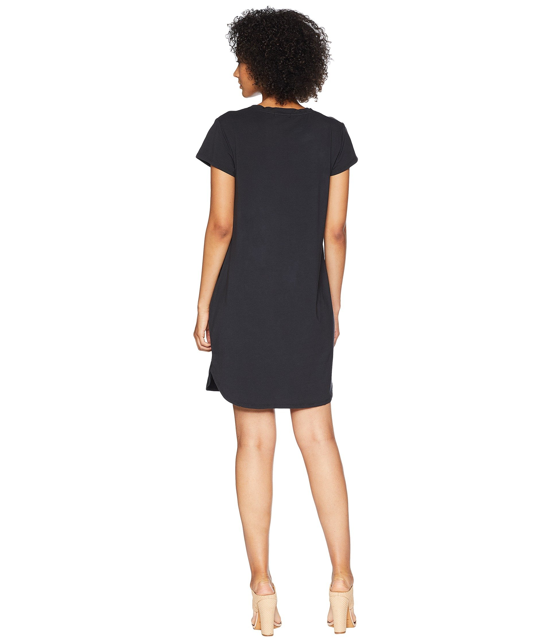 Kylie Fresh Produce T shirt Black Dress rr5znxq1O