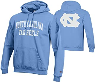 Elite Fan Shop NCAA Men's Front/Back Team Hoodie Sweatshirt