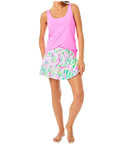 Lilly Pulitzer Corrine Skort UPF 50+ (Multi Croc My World) Women