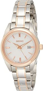 Seiko Neo Classic Stainless Steel Analogue Watch - SUR34P1 SUR634P1