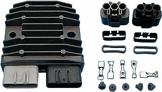 Tuzliufi Replace Voltage Regulator Rectifier Kawasaki BMW Ski-doo polaris Ranger Crew XP RZR S 500 570 800 900 4 800 Seadoo 130 150 155 180 200 205 210 215 230 255 260 Gti Gtr GTS Gtx Rxp Rxt Wake Z26