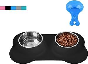 Hubulk Pet Dog Bowls