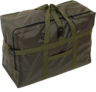 Extra Large Travel Duffel Bag 28'',120L,Anti Theft Travel Tote Luggage Bag Checked Bag Black Oversized (green)