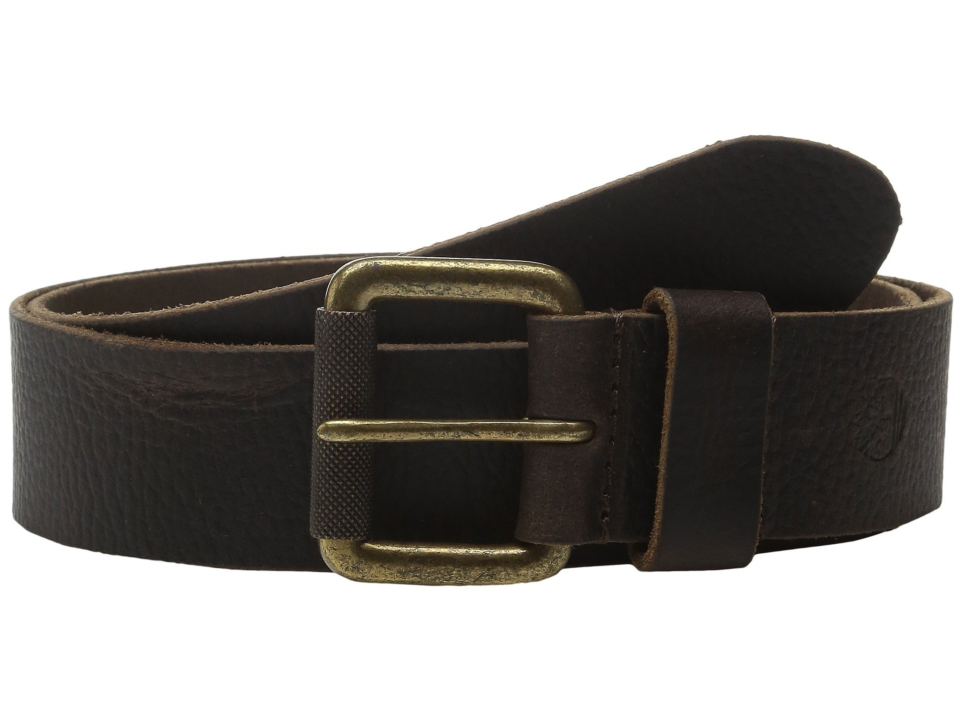 Correa o Cinturon para Hombre Timberland 40mm Milled Pull Up Belt  + Timberland en VeoyCompro.net