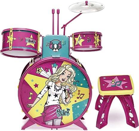 Barbie - Bateria Infantil Fabulosa