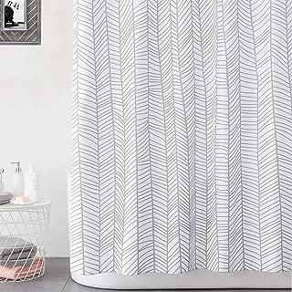 white on white striped fabric