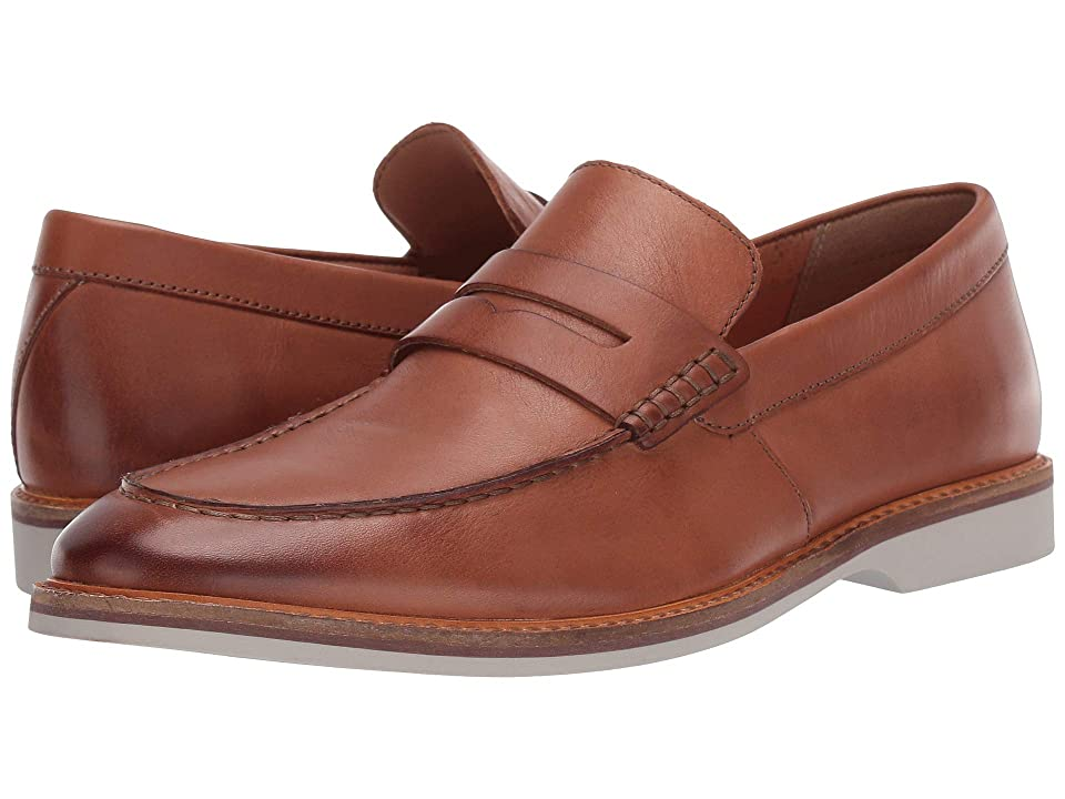 Clarks Atticus Free (Tan Leather) Men