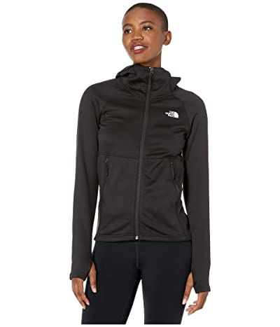 The North Face Canyonlands Hoodie (TNF Black) Women