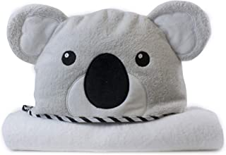 Bubba Blue Novelty Hooded Bath Towel, Koala