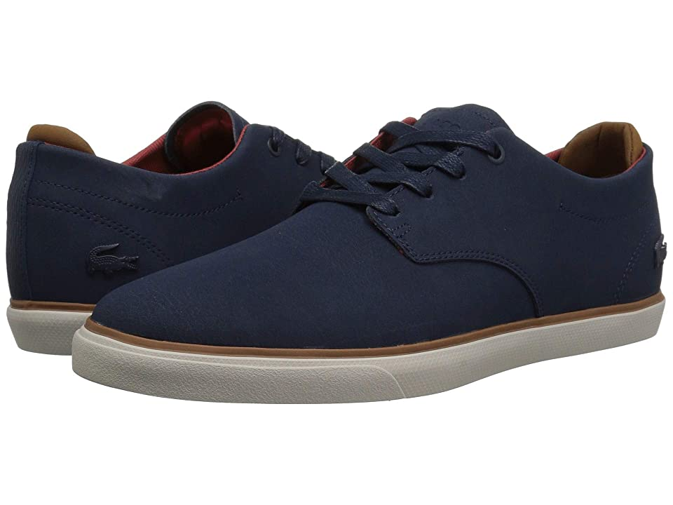 Lacoste Esparre 318 2 (Navy/Brown) Men