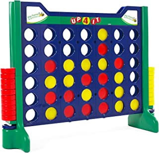 Garden Games Giant Indoor/Outdoor Up-4-It Large Yard Size Four in a Row
