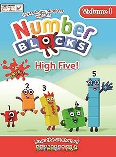 Number Blocks 1 to 5 Volume 1