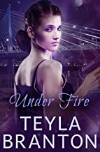 Under Fire: A Paranormal Suspense Novel (Imprints Book 4)