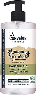 La Corvette, Gentle Shampoo - Softness Organic Fig Leaf 500ml