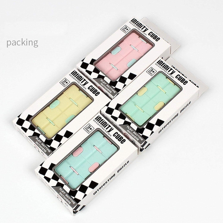 T/ötungs Zeit Zappeln Spielwaren Stressabbau W/ürfel Magic Unendlicher Flip W/ürfel Dekompression Spielzeug Fidget Cube Fidget Magic Blocks Unendlicher W/ürfel Spielzeug Infinity Cube Fidget Toy