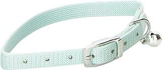 Catit - Collar ajustable de nailon para gato, color azul