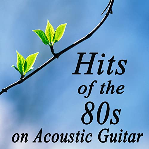 Hits Of The 80s On Acoustic Guitar By Pop Band Compilation Amazon Music